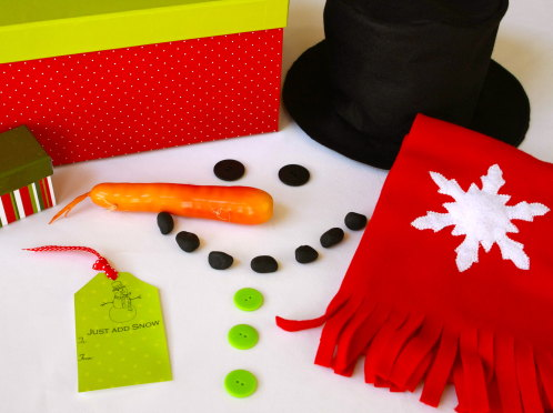 Snowman Kit by Make it Do