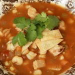 D's Southwest Chicken Tortilla Soup