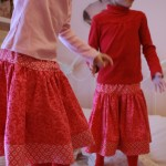 Going Pink with Girly Skirts