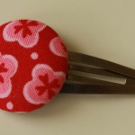 Make it Do- Valentine Hair Clips
