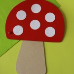 Toadstool Invitations