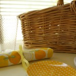 Picnic Basket Part 1: Napkin Flatware Rolls
