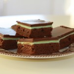 Famous Mint Brownies