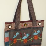 Three Little Birds Bag