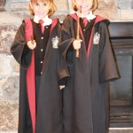 Two Harry Potter Costumes Down and One to Go