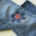 Make Do and Mend: Patching a Knee