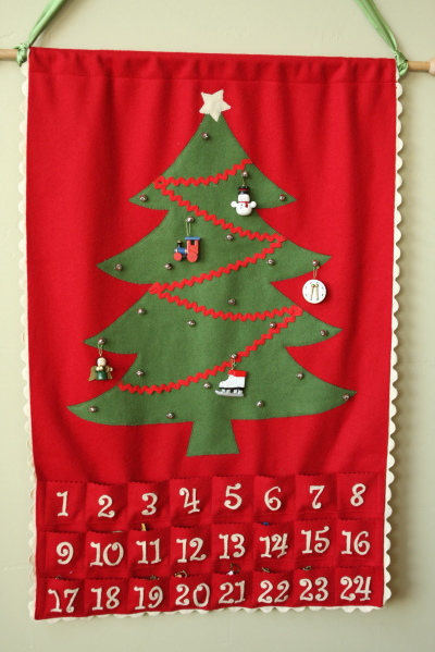 Classic Advent Calendar