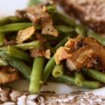 Thanksgiving Recipes: Favorite Green Beans