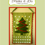 Advent Calendar Pattern Now Available