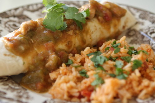 New Mexican Chile Verde from Heaven