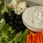 Crowd Pleasin' Vegetable Dip