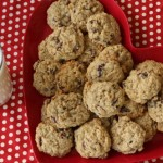 Cookie Love – Oatmeal Craisin Recipe