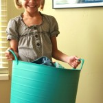 Summer Kid Laundry Tips and a Giveaway!