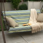 Porch Swing Makeover