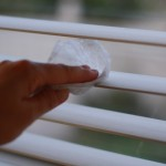 Quick Tip for Cleaning Blinds and a $25 Visa Gift Card Giveaway