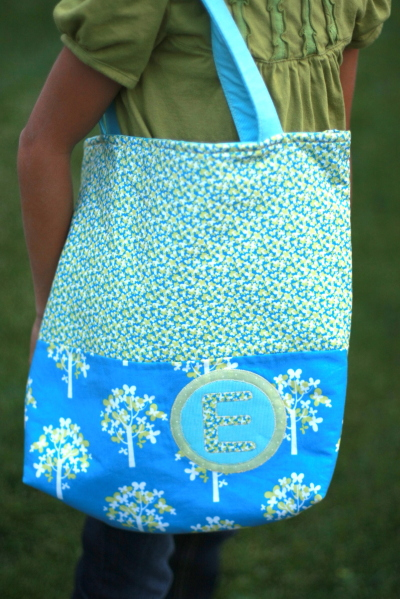 easy to make bag pattern