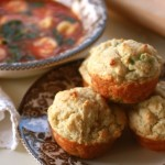 Potato Dill Muffins and a $50 Visa Gift Card Giveaway