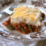 Shepherd's Pie and a Giveaway