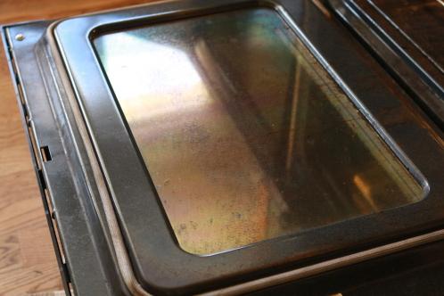 Greasy Oven Door Tackled