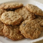 Ben's Oatmeal Scotchies