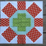 Bees Knees Block for July