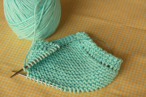 Free Dish Cloth Knitting Pattern