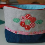 Zippered Bag for on-the-go projects