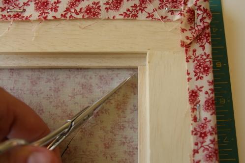 Fabric-Wrapped Frames - Emily A. Clark